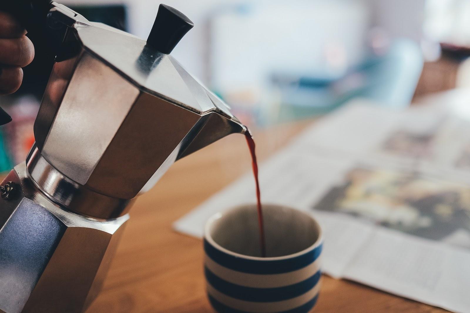 Elegir una cafetera 1